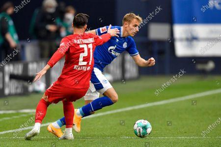 Editorial image of Soccer Bundesliga, Gelsenkirchen, Germany - 12 May 2021