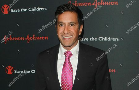Sanjay Gupta attends the Save the Children 3rd Illumination Gala, in New York. Gupta says he's worried that Americans are not getting clear enough messages about what they should or shouldn't be doing at this stage of the coronavirus pandemic
