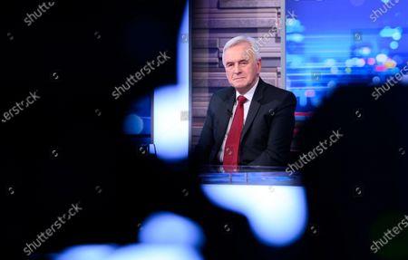 Stock Image of John McDonnell