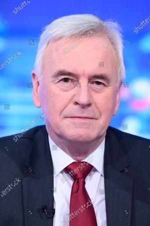 Stock Photo of John McDonnell