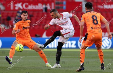 Editorial image of Sevilla FC vs Valencia CF, Seville, Spain - 12 May 2021