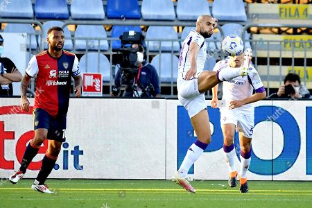 Sofyan Amrabat of Fiorentina
