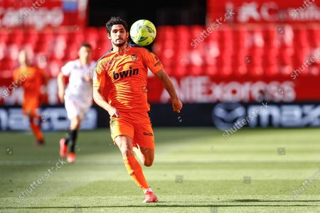 Goncalo Guedes of Valencia CF
