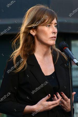 Stock Picture of Maria Elena Boschi