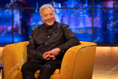 Editorial photo of 'The Jonathan Ross Show' TV show, Series 17, Episode 6, London, UK - 15 May 2021