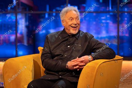 Stock Image of Tom Jones
