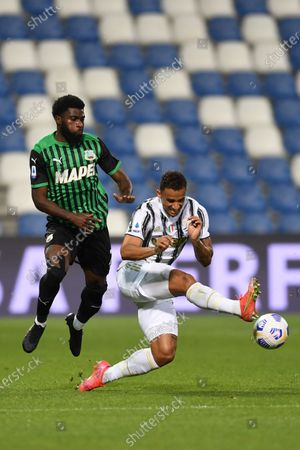 Editorial image of Soccer: Serie A 2020-2021 : Sassuolo 1-3 Juventus, Reggio Emilia, Italy - 12 May 2021