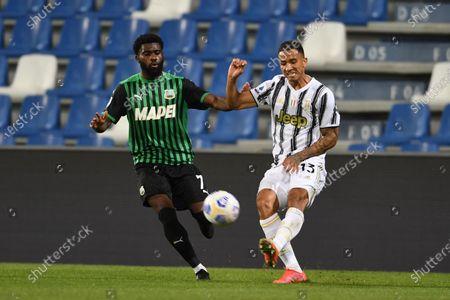 Editorial photo of Soccer: Serie A 2020-2021 : Sassuolo 1-3 Juventus, Reggio Emilia, Italy - 12 May 2021