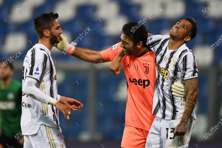 Editorial picture of Soccer: Serie A 2020-2021 : Sassuolo 1-3 Juventus, Reggio Emilia, Italy - 12 May 2021