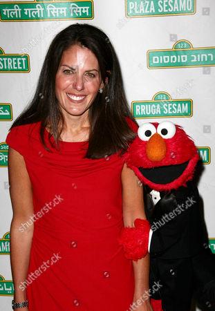 Editorial image of Sesame Workshop's 8th Annual Benefit Gala, New York, America - 02 Jun 2010