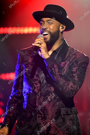 Montell Jordan performs at Black Music Honors at the City Winery Nashville on Wednesday May 5, 2021
