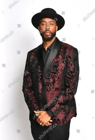 Montell Jordan poses for a portrait at Black Music Honors at the City Winery Nashville on Wednesday May 5, 2021
