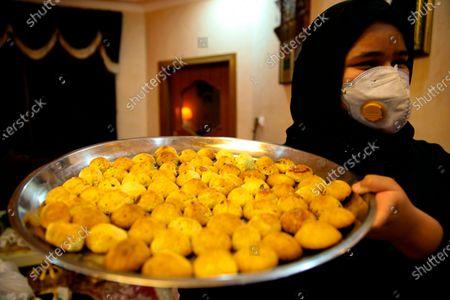 Editorial photo of Eid al-Fitr, Basra, Iraq - 13 May 2021