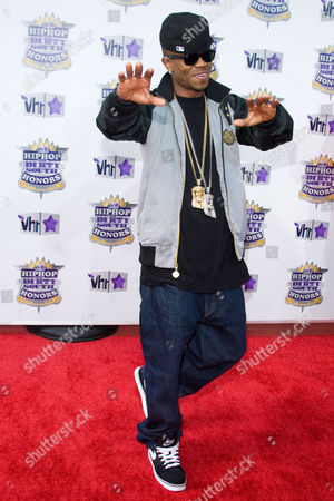 Stock Image of Chamillionaire