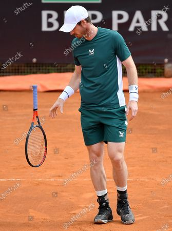 Editorial image of Italian Open tennis tournament in Rome, Italy - 13 May 2021