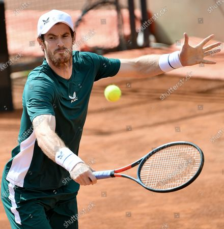 Editorial picture of Italian Open tennis tournament in Rome, Italy - 13 May 2021