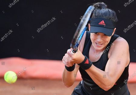 Editorial photo of Italian Open tennis tournament in Rome, Italy - 13 May 2021