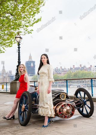 Editorial picture of Sky Atlantic 'The Nevers' TV show photocall, London, UK - 13 May 2021