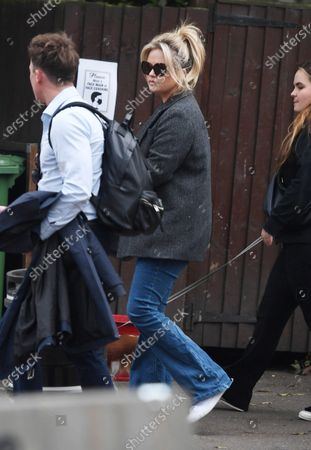 Editorial picture of Exclusive - Emily Atack out and about, London, UK - 12 May 2021
