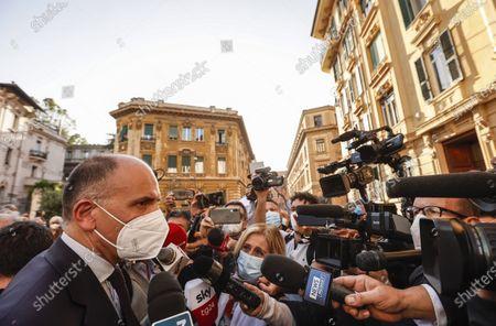 Editorial photo of Solidariety vigil for Israel, Rome, Italy - 12 May 2021