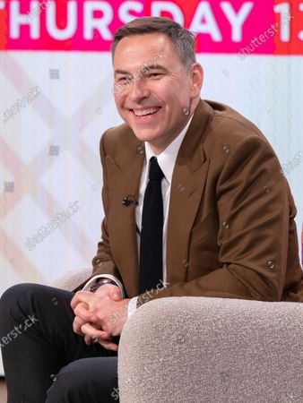 Editorial picture of 'Lorraine' TV show, London, UK - 13 May 2021