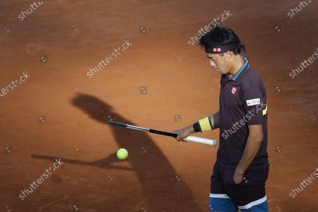 Editorial picture of Tennis Open, Rome, Italy - 13 May 2021