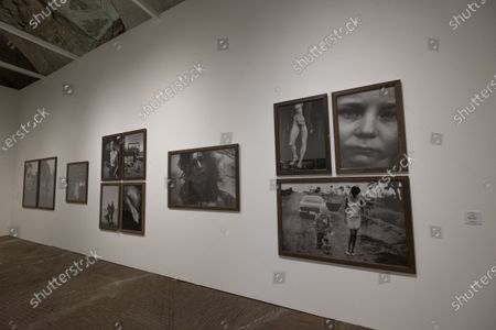 Editorial picture of Exhibition dedicated to Peter Lindbergh, Turin, Italy - 12 May 2021