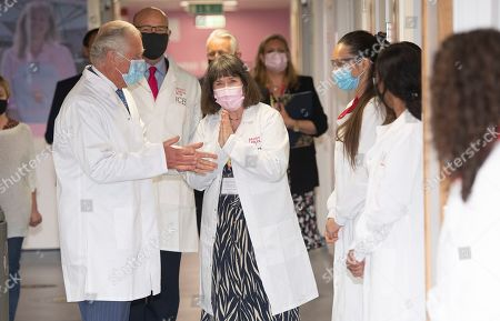 Prince Charles, Patron, will visit the Breast Cancer Now Toby Robins Research Centre, 21 years after HRH formally opened the research centre, to hear about achievements and how Covid-19 has impacted Breast Cancer Nowâs funded research.
