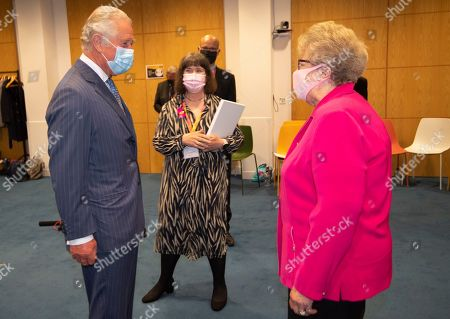 Prince Charles, Patron, will visit the Breast Cancer Now Toby Robins Research Centre, 21 years after HRH formally opened the research centre, to hear about achievements and how Covid-19 has impacted Breast Cancer Nowâs funded research. HRH meets Audrey Phillips (78) from Stanmore.