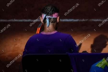 Editorial photo of Tennis Open, Rome, Italy - 13 May 2021