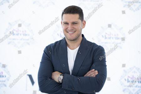 Stock Photo of Manu Tenorio
