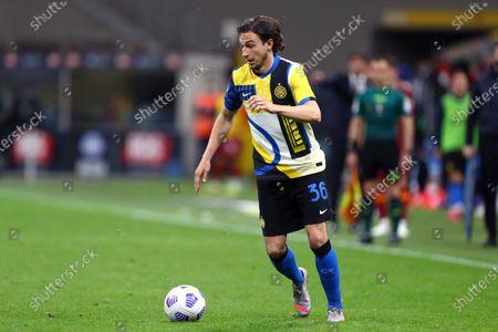 Matteo Darmian of Fc Internazionale  in action