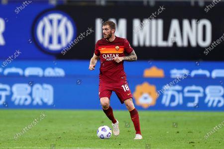 Editorial image of Inter Milan v AS Roma, Serie A football match, Milan, Italy - 12 May 2021