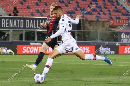 Stock Image of Marko Pjaca (Genoa Football Club)