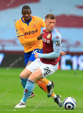 Editorial photo of Aston Villa vs Everton FC, Birmingham, United Kingdom - 13 May 2021