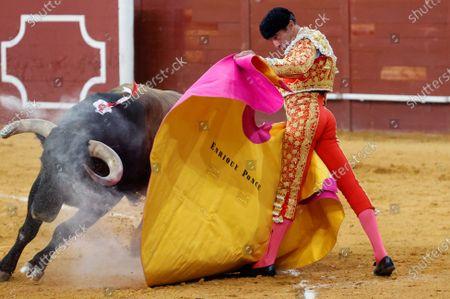 Editorial image of St Isidro Bullfighting Fair, Madrid, Spain - 13 May 2021