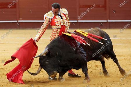 Editorial picture of St Isidro Bullfighting Fair, Madrid, Spain - 13 May 2021
