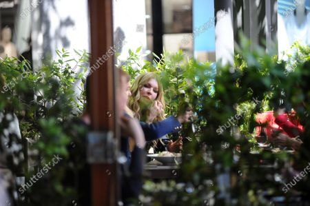 Editorial picture of Rita Rusic out and about, Milan, Italy - 13 May 2021