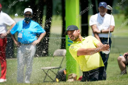 Editorial image of Byron Nelson Golf, Mckinney, United States - 13 May 2021