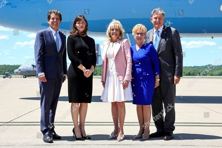 Editorial picture of Jill Biden, Charleston, United States - 13 May 2021