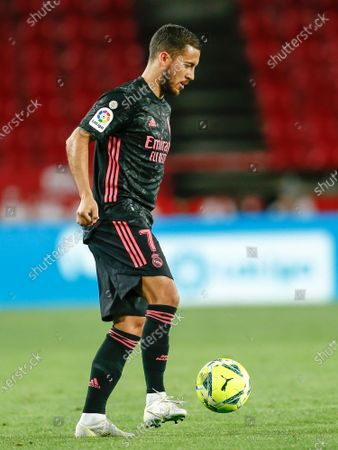 Eden Hazard of Real Madrid