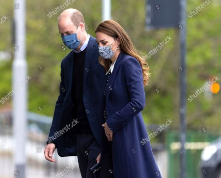 Stock Image of Prince William Prince William and Catherine Duchess of Cambridge