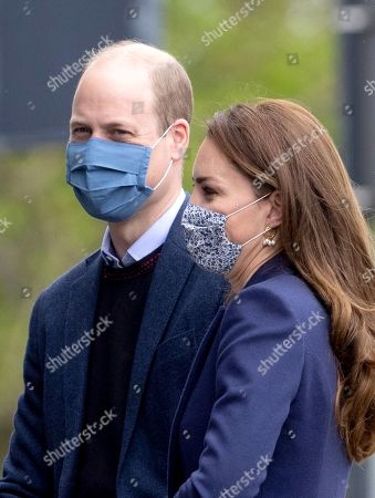 Stock Picture of Prince William Prince William and Catherine Duchess of Cambridge