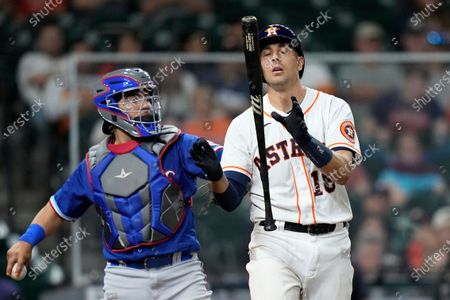 Editorial image of Rangers Astros Baseball, Houston, United States - 13 May 2021