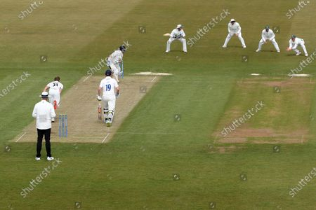 Editorial image of Durham v Worcestershire - LV= County Championship, Chester Le Street, United Kingdom - 13 May 2021