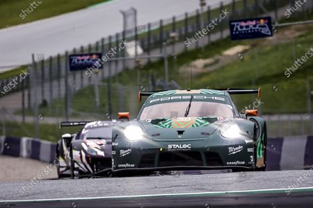Editorial photo of Endurance 2021 4 Hours of the Red Bull Ring, 2nd round of the 2021 European Le Mans Series, Spielberg, Austria - 13 May 2021