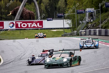 Editorial picture of Endurance 2021 4 Hours of the Red Bull Ring, 2nd round of the 2021 European Le Mans Series, Spielberg, Austria - 13 May 2021