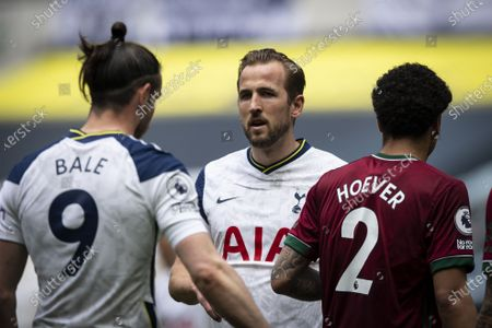 Editorial image of Tottenham Hotspur v Wolverhampton Wanderers, Premier League, Football, The Tottenham Hotspur Stadium, London, UK - 16 May 2021