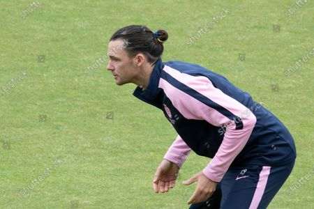 Stock Photo of Peter Handscombe, Middlesex CCC during Middlesex CCC vs Hampshire CCC, LV Insurance County Championship Group 2 Cricket at Lord's Cricket Ground on 14th May 2021