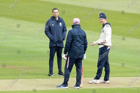 Editorial picture of Middlesex CCC vs Hampshire CCC, LV Insurance County Championship Group 2, Cricket, Lord's Cricket Ground, St John's Wood, London, United Kingdom - 14 May 2021